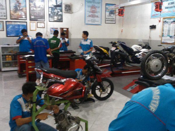 Eskul Teknik Sepeda Motor