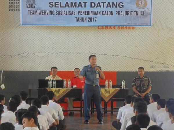 Album : Sosialisasi Penerimaan Calon Prajurit TNI AL