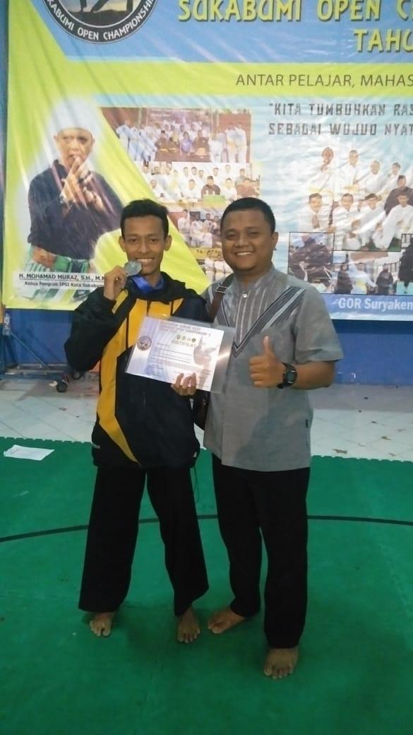 TIM Pencak Silat – TAPAK SUCI SMK MUHAMMADIYAH LEMAHABANG CIREBON Kembali Raih Posisi di SUKABUMI OPEN CHAMPIONSHIP II kelas Tanding 2018