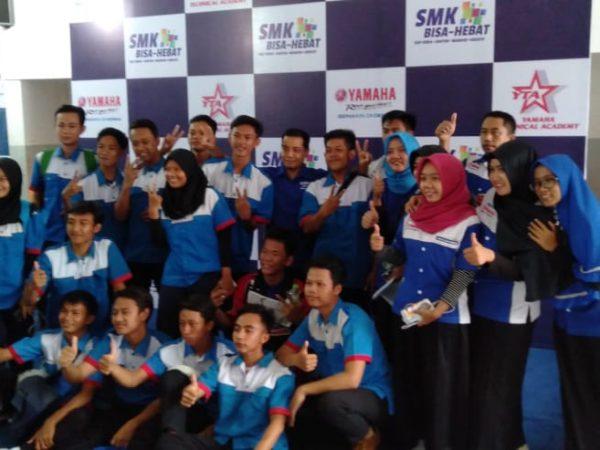 SMK SKILL CONTEST YAMAHA DDS 2 JAWABARAT 2018